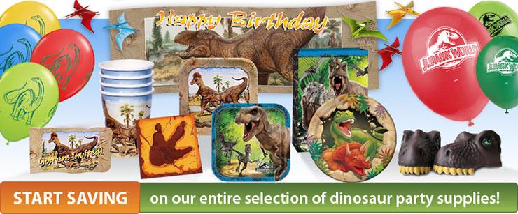 Dinosaur Party